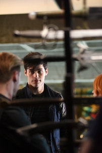 """SHADOWHUNTERS - """"The Descent Into Hell is Easy"""" - Clary's memories may be the key to finding her mother and The Mortal Cup in """"The Descent Into Hell is Easy,"""" an all-new episode of """"Shadowhunters,"""" airing Tuesday, January 19th at 9:00 – 10:00 p.m., EST/PST on Freeform, the new name for ABC Family. ABC Family is becoming Freeform on January 12, 2016. (ABC Family/John Medland) MATTHEW DADDARIO"""