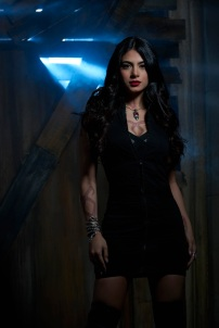 "SHADOWHUNTERS - ABC Family's ""Shadowhunters"" stars Emeraude Toubia as Isabelle Lightwood. (ABC Family/Bob D'Amico)"