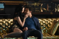 "SHADOWHUNTERS - ""Dead Man's Party"" - Clary, Jace, Alec and Isabelle must hatch a rescue plan that takes them into the heart of a vampire lair in ""Dead Man's Party,"" an all-new episode of ""Shadowhunters,"" airing Tuesday, January 26th at 9:00 – 10:00 p.m., EST/PST on Freeform, the new name for ABC Family. ABC Family is becoming Freeform on January 12, 2016. (ABC Family/John Medland) KAITLYN LEEB, ALBERTO ROSENDE"
