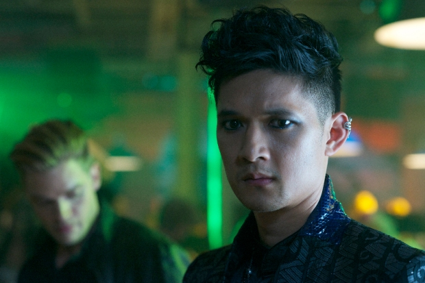"""SHADOWHUNTERS - """"Raising Hell"""" - The Shadowhunters will have to put their trust in a Downworlder to access Clary's memories in """"Raising Hell,"""" an all-new episode of """"Shadowhunters,"""" airing Tuesday, February 2nd at 9:00 – 10:00 p.m., EST/PST on Freeform, the new name for ABC Family. (Freeform/Sven Frenzel) HARRY SHUM JR."""