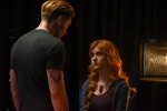 """SHADOWHUNTERS - """"Raising Hell"""" - The Shadowhunters will have to put their trust in a Downworlder to access Clary's memories  in """"Raising Hell,"""" an all-new episode of """"Shadowhunters,"""" airing  Tuesday, February 2nd at 9:00 – 10:00 p.m., EST/PST on Freeform, the new name for ABC Family. (Freeform/John Medland) KATHERINE MCNAMARA"""