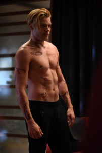 """SHADOWHUNTERS - """"Raising Hell"""" - The Shadowhunters will have to put their trust in a Downworlder to access Clary's memories in """"Raising Hell,"""" an all-new episode of """"Shadowhunters,"""" airing Tuesday, February 2nd at 9:00 – 10:00 p.m., EST/PST on Freeform, the new name for ABC Family. (Freeform/John Medland) DOMINIC SHERWOOD"""