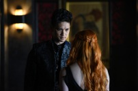 """SHADOWHUNTERS - """"Raising Hell"""" - The Shadowhunters will have to put their trust in a Downworlder to access Clary's memories in """"Raising Hell,"""" an all-new episode of """"Shadowhunters,"""" airing Tuesday, February 2nd at 9:00 – 10:00 p.m., EST/PST on Freeform, the new name for ABC Family. (Freeform/John Medland) HARRY SHUM JR."""