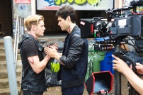 "SHADOWHUNTERS - ""Moo Shu To Go"" - Alec finds himself torn between duty and loyalty to Jace in ""Moo Shu to Go,"" an all-new episode of ""Shadowhunters,"" airing Tuesday, February 9th at 9:00 – 10:00 p.m., EST/PST on Freeform, the new name for ABC Family. (Freeform/Sven Frenzel) DOMINIC SHERWOOD, MATTHEW DADDARIO"