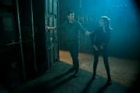 "SHADOWHUNTERS - ""Moo Shu To Go"" - Alec finds himself torn between duty and loyalty to Jace in ""Moo Shu to Go,"" an all-new episode of ""Shadowhunters,"" airing Tuesday, February 9th at 9:00 – 10:00 p.m., EST/PST on Freeform, the new name for ABC Family. (Freeform/Sven Frenzel) ARI COHEN, KATHERINE MCNAMARA"