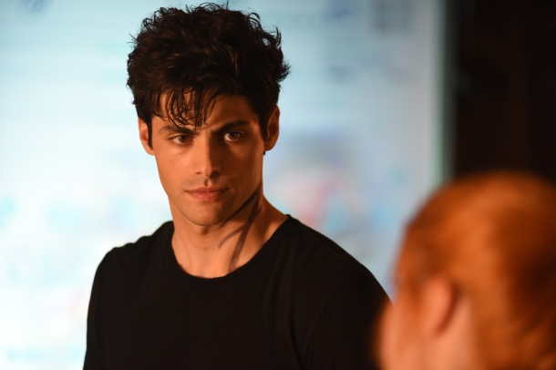 "SHADOWHUNTERS - ""Moo Shu To Go"" - Alec finds himself torn between duty and loyalty to Jace in ""Moo Shu to Go,"" an all-new episode of ""Shadowhunters,"" airing Tuesday, February 9th at 9:00 – 10:00 p.m., EST/PST on Freeform, the new name for ABC Family. (Freeform/John Medland) MATTHEW DADDARIO"