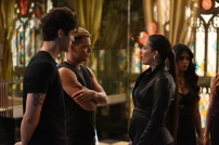 "SHADOWHUNTERS - ""Moo Shu To Go"" - Alec finds himself torn between duty and loyalty to Jace in ""Moo Shu to Go,"" an all-new episode of ""Shadowhunters,"" airing Tuesday, February 9th at 9:00 – 10:00 p.m., EST/PST on Freeform, the new name for ABC Family. (Freeform/John Medland) MATTHEW DADDARIO, DOMINIC SHERWOOD, NICOLA CORREIA-DAMUDE, EMERAUDE TOUBIA"
