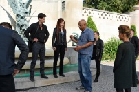 """SHADOWHUNTERS - """"Of Men and Angels"""" - Magnus and Luke reveal Clary's past in """"Of Men and Angels,"""" an all-new episode of """"Shadowhunters,"""" airing Tuesday, February 16th at 9:00 – 10:00 p.m., EST/PST on Freeform, the new name for ABC Family. (Freeform/John Medland) OWEN ROTH, SUSANNA FOURNIER, OZ SCOTT (DIRECTOR)"""