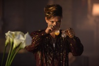 "SHADOWHUNTERS - ""Of Men and Angels"" - Magnus and Luke reveal Clary's past in ""Of Men and Angels,"" an all-new episode of ""Shadowhunters,"" airing Tuesday, February 16th at 9:00 – 10:00 p.m., EST/PST on Freeform, the new name for ABC Family. (Freeform/John Medland) HARRY SHUM JR."