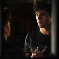 "SHADOWHUNTERS - ""Of Men and Angels"" - Magnus and Luke reveal Clary's past in ""Of Men and Angels,"" an all-new episode of ""Shadowhunters,"" airing Tuesday, February 16th at 9:00 – 10:00 p.m., EST/PST on Freeform, the new name for ABC Family. (Freeform/John Medland) MATTHEW DADDARIO"