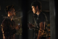 "SHADOWHUNTERS - ""Of Men and Angels"" - Magnus and Luke reveal Clary's past in ""Of Men and Angels,"" an all-new episode of ""Shadowhunters,"" airing Tuesday, February 16th at 9:00 – 10:00 p.m., EST/PST on Freeform, the new name for ABC Family. (Freeform/John Medland) HARRY SHUM JR., MATTHEW DADDARIO"