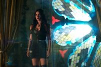 "SHADOWHUNTERS - ""Of Men and Angels"" - Magnus and Luke reveal Clary's past in ""Of Men and Angels,"" an all-new episode of ""Shadowhunters,"" airing Tuesday, February 16th at 9:00 – 10:00 p.m., EST/PST on Freeform, the new name for ABC Family. (Freeform/Sven Frenzel) EMERAUDE TOUBIA"