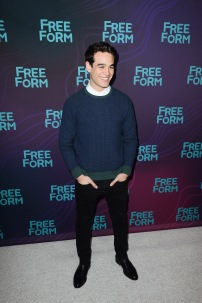 TCA WINTER PRESS TOUR 2016 - The cast and executive producers of Freeform series graced the carpet at Disney | ABC Television Group's Winter Press Tour 2016. (Freeform/Image Group LA) ALBERTO ROSENDE