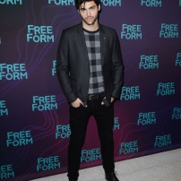 TCA WINTER PRESS TOUR 2016 - The cast and executive producers of Freeform series graced the carpet at Disney | ABC Television Group's Winter Press Tour 2016. (Freeform/Image Group LA) MATTHEW DADDARIO