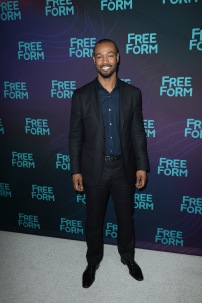 TCA WINTER PRESS TOUR 2016 - The cast and executive producers of Freeform series graced the carpet at Disney | ABC Television Group's Winter Press Tour 2016. (Freeform/Image Group LA) ISAIAH MUSTAFA