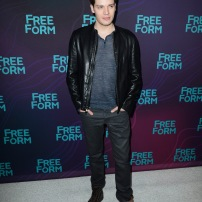 TCA WINTER PRESS TOUR 2016 - The cast and executive producers of Freeform series graced the carpet at Disney | ABC Television Group's Winter Press Tour 2016. (Freeform/Image Group LA) DOMINIC SHERWOOD