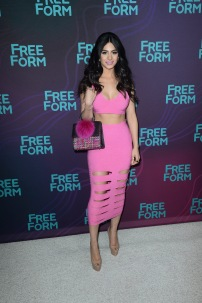 TCA WINTER PRESS TOUR 2016 - The cast and executive producers of Freeform series graced the carpet at Disney | ABC Television Group's Winter Press Tour 2016. (Freeform/Image Group LA) EMERAUDE TOUBIA