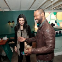 FREEFORM - ABC Family Becomes Freeform today and Celebrates with a daylong multi-platform social event where fans can interact with musical artists, visual artists and talent. (Freeform/Rick Rowell) ISAIAH MUSTAFA