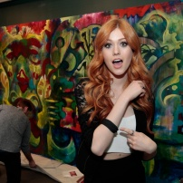 FREEFORM - ABC Family Becomes Freeform today and Celebrates with a daylong multi-platform social event where fans can interact with musical artists, visual artists and talent. (Freeform/Rick Rowell) KATHERINE MCNAMARA