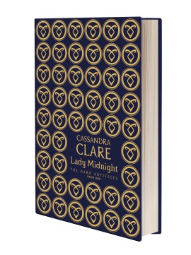 Image result for lady midnight waterstones edition