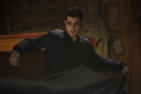 "SHADOWHUNTERS - ""Bad Blood"" - Alec and Clary are forced to make some hard decisions in ""Bad Blood,"" an all-new episode of ""Shadowhunters,"" airing Tuesday, March 1st at 9:00 – 10:00 p.m., EST/PST on Freeform, the new name for ABC Family. (Freeform/John Medland) DAVID CASTRO"