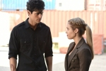 """SHADOWHUNTERS - """"Bad Blood"""" - Alec and Clary are forced to make some hard decisions in """"Bad Blood,"""" an all-new episode of """"Shadowhunters,"""" airing  Tuesday, March 1st at 9:00 – 10:00 p.m., EST/PST on Freeform, the new name for ABC Family. (Freeform/John Medland) MATTHEW DADDARIO, STEPHANIE BENNETT"""