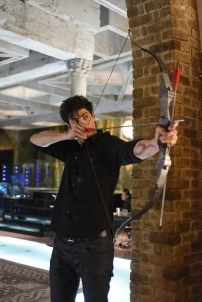 "SHADOWHUNTERS - ""Bad Blood"" - Alec and Clary are forced to make some hard decisions in ""Bad Blood,"" an all-new episode of ""Shadowhunters,"" airing Tuesday, March 1st at 9:00 – 10:00 p.m., EST/PST on Freeform, the new name for ABC Family. (Freeform/John Medland) MATTHEW DADDARIO"