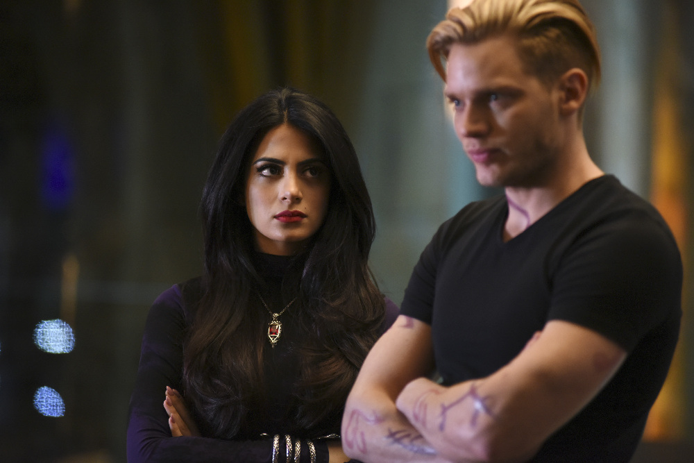 EMERAUDE TOUBIA, DOMINIC SHERWOOD