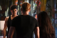 "SHADOWHUNTERS - ""Rise Up"" - With the Institute on high alert, Jace, Clary and Isabelle are forced into taking drastic actions in ""Rise Up,"" an all-new episode of ""Shadowhunters,"" airing Tuesday, March 8th at 9:00-10:00 p.m., EST/PST on Freeform, the new name for ABC Family. - With the Institute on high alert, Jace, Clary and Isabelle are forced into taking drastic actions. (Freeform/John Medland) MATTHEW DADDARIO"