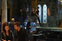 "SHADOWHUNTERS - ""Rise Up"" - With the Institute on high alert, Jace, Clary and Isabelle are forced into taking drastic actions in ""Rise Up,"" an all-new episode of ""Shadowhunters,"" airing Tuesday, March 8th at 9:00-10:00 p.m., EST/PST on Freeform, the new name for ABC Family. - With the Institute on high alert, Jace, Clary and Isabelle are forced into taking drastic actions. (Freeform/John Medland) JADE HASSOUNE, STEPHANIE BENNETT, MATTHEW DADDARIO"