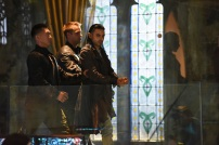 "SHADOWHUNTERS - ""Rise Up"" - With the Institute on high alert, Jace, Clary and Isabelle are forced into taking drastic actions in ""Rise Up,"" an all-new episode of ""Shadowhunters,"" airing Tuesday, March 8th at 9:00-10:00 p.m., EST/PST on Freeform, the new name for ABC Family. - With the Institute on high alert, Jace, Clary and Isabelle are forced into taking drastic actions. (Freeform/John Medland) JADE HASSOUNE"