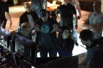 """SHADOWHUNTERS - """"Rise Up"""" - With the Institute on high alert, Jace, Clary and Isabelle are forced into taking drastic actions in """"Rise Up,"""" an all-new episode of """"Shadowhunters,"""" airing Tuesday, March 8th at 9:00-10:00 p.m., EST/PST on Freeform, the new name for ABC Family. - With the Institute on high alert, Jace, Clary and Isabelle are forced into taking drastic actions. (Freeform/John Medland) DOMINIC SHERWOOD, EMERAUDE TOUBIA, MATTHEW DADDARIO"""