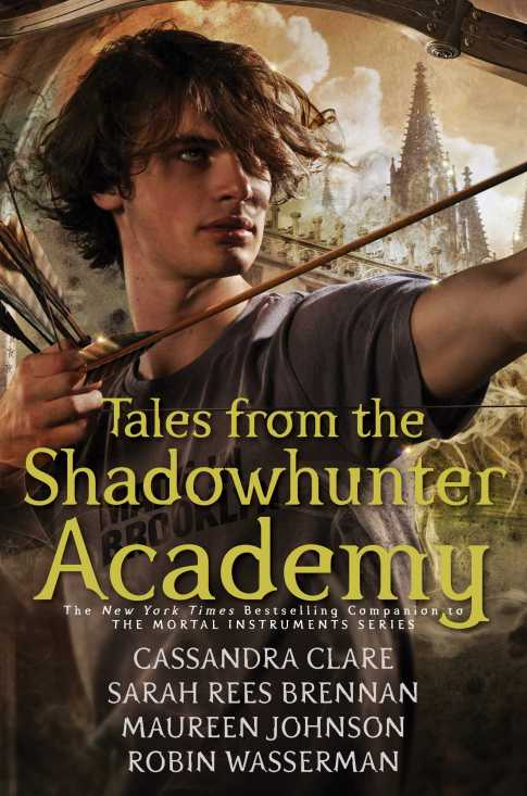 Simon Tales from the Shadowhunter Academy