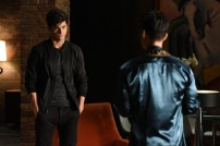 """SHADOW HUNTERS - """"Blood Calls to Blood"""" - With the help of a new ally, Clary and Jace attempt to rescue Jocelyn in """"Blood Calls to Blood,"""" an all-new episode of """"Shadowhunters,"""" airing TUESDAY, MARCH 22 (9:00-10:00 p.m. EDT) on Freeform. (Freeform/John Medland) MATTHEW DADDARIO"""