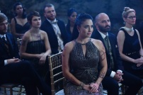 """SHADOW HUNTERS - """"Malec"""" - On the eve of Alec and Lydia's wedding relationships are being examined in """"Malec,"""" an all-new episode of """"Shadowhunters,"""" airing TUESDAY, MARCH 29 (9:00 – 10:00 p.m., EST) on Freeform, the new name for ABC Family. (Freeform/John Medland) NICOLE CORREIA DAMUDE"""