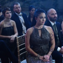 "SHADOW HUNTERS - ""Malec"" - On the eve of Alec and Lydia's wedding relationships are being examined in ""Malec,"" an all-new episode of ""Shadowhunters,"" airing TUESDAY, MARCH 29 (9:00 – 10:00 p.m., EST) on Freeform, the new name for ABC Family. (Freeform/John Medland) NICOLE CORREIA DAMUDE"