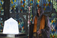"""SHADOW HUNTERS - """"Malec"""" - On the eve of Alec and Lydia's wedding relationships are being examined in """"Malec,"""" an all-new episode of """"Shadowhunters,"""" airing TUESDAY, MARCH 29 (9:00 – 10:00 p.m., EST) on Freeform, the new name for ABC Family. (Freeform/John Medland) STEPHEN R. HART"""