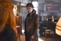 "SHADOW HUNTERS - ""Malec"" - On the eve of Alec and Lydia's wedding relationships are being examined in ""Malec,"" an all-new episode of ""Shadowhunters,"" airing TUESDAY, MARCH 29 (9:00 – 10:00 p.m., EST) on Freeform, the new name for ABC Family. (Freeform/John Medland) ADAM KENNETH WILSON"