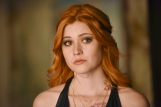 "SHADOW HUNTERS - ""Morning Star"" - Time is running out for the Shadowhunters to stop Valentine in ""Morning Star,"" the season finale of ""Shadowhunters,"" airing TUESDAY, APRIL 5 (9:00 - 10:00 p.m. EDT) on Freeform. (Freeform/John Medland) KATHERINE MCNAMARA"