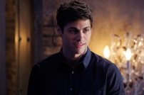"SHADOWHUNTERS - ""Day of Wrath"" - No one is safe when the Shadowhunters come up against a new kind of demon in ""Day of Wrath,"" an all new episode of ""Shadowhunters,"" airing MONDAY, JANUARY 23 (8:00 – 9:00 PM EDT) on Freeform. (Freeform/ Ben Mark Holzberg) MATTHEW DADDARIO"