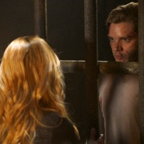 """SHADOWHUNTERS - """"Day of Wrath"""" - No one is safe when the Shadowhunters come up against a new kind of demon in """"Day of Wrath,"""" an all new episode of """"Shadowhunters,"""" airing MONDAY, JANUARY 23 (8:00 – 9:00 PM EDT) on Freeform. (Freeform/Ian Watson) DOMINIC SHERWOOD"""