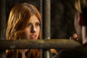 """SHADOWHUNTERS - """"Day of Wrath"""" - No one is safe when the Shadowhunters come up against a new kind of demon in """"Day of Wrath,"""" an all new episode of """"Shadowhunters,"""" airing MONDAY, JANUARY 23 (8:00 – 9:00 PM EDT) on Freeform. (Freeform/Ian Watson) KATHERINE MCNAMARA"""