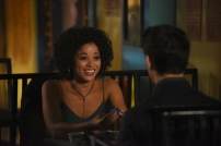 """SHADOWHUNTERS - """"How Are Thou Fallen"""" - Clary and Luke find themselves at odds over Cleo in """"How Are Thou Fallen,"""" an all new episode of """"Shadowhunters,"""" airing MONDAY, FEBRUARY 13 (8:00 – 9:00 PM EDT) on Freeform. (Freeform/John Medland) ALISHA WAINWRIGHT"""