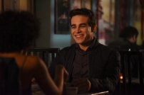 """SHADOWHUNTERS - """"How Are Thou Fallen"""" - Clary and Luke find themselves at odds over Cleo in """"How Are Thou Fallen,"""" an all new episode of """"Shadowhunters,"""" airing MONDAY, FEBRUARY 13 (8:00 – 9:00 PM EDT) on Freeform. (Freeform/John Medland ALBERTO ROSENDE"""