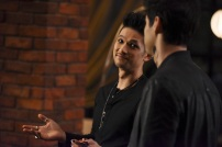 """SHADOWHUNTERS - """"How Are Thou Fallen"""" - Clary and Luke find themselves at odds over Cleo in """"How Are Thou Fallen,"""" an all new episode of """"Shadowhunters,"""" airing MONDAY, FEBRUARY 13 (8:00 – 9:00 PM EDT) on Freeform. (Freeform/John Medland) HARRY SHUM JR."""