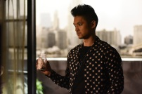 "SHADOWHUNTERS - ""How Are Thou Fallen"" - Clary and Luke find themselves at odds over Cleo in ""How Are Thou Fallen,"" an all new episode of ""Shadowhunters,"" airing MONDAY, FEBRUARY 13 (8:00 – 9:00 PM EDT) on Freeform. (Freeform/John Medland) HARRY SHUM JR."