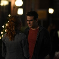 """SHADOWHUNTERS - """"Love Is a Devil"""" - Max's Rune Ceremony brings everyone's fears to the forefront in """"Love Is a Devil,"""" an all-new episode of """"Shadowhunters,"""" airing MONDAY, FEBRUARY 20 (8:00 - 9:00 p.m. EST), on Freeform. (Freeform/John Medland) ALBERTO ROSENDE"""