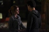 """SHADOWHUNTERS - """"Love Is a Devil"""" - Max's Rune Ceremony brings everyone's fears to the forefront in """"Love Is a Devil,"""" an all-new episode of """"Shadowhunters,"""" airing MONDAY, FEBRUARY 20 (8:00 - 9:00 p.m. EST), on Freeform. (Freeform/John Medland) KATHERINE MCNAMARA"""