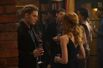"SHADOWHUNTERS - ""Love Is a Devil"" - Max's Rune Ceremony brings everyone's fears to the forefront in ""Love Is a Devil,"" an all-new episode of ""Shadowhunters,"" airing MONDAY, FEBRUARY 20 (8:00 - 9:00 p.m. EST), on Freeform. (Freeform/Ian Watson) DOMINIC SHERWOOD"