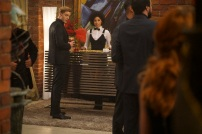 "SHADOWHUNTERS - ""Love Is a Devil"" - Max's Rune Ceremony brings everyone's fears to the forefront in ""Love Is a Devil,"" an all-new episode of ""Shadowhunters,"" airing MONDAY, FEBRUARY 20 (8:00 - 9:00 p.m. EST), on Freeform. (Freeform/Ian Watson) DOMINIC SHERWOOD, ALISHA WAINWRIGHT"